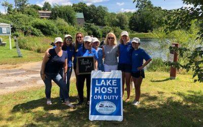 Keep Lovell Lake Water Free of Invasive Species