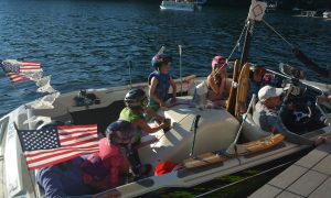 Boat Parade - 1st Place